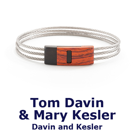 Jewelry Artist | Tom Davin & Mary Kesler