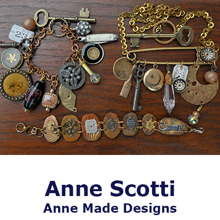 Jewelry Artist | Anne Scotti