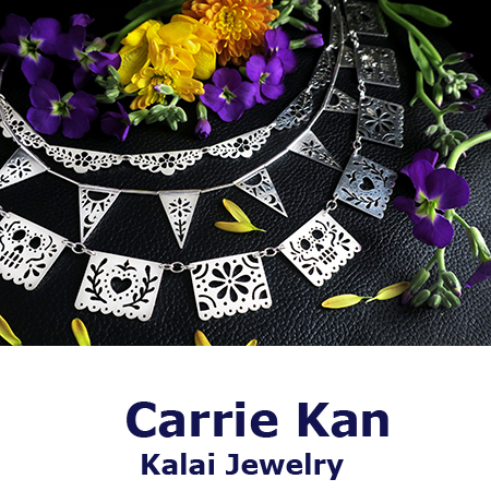 Jewelry Artist | Carrie Kan